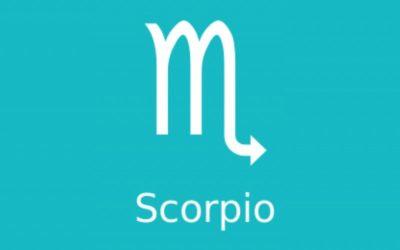 Oroscopo dell'anno Scorpione 2020
