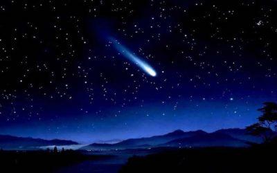 Ma cosa accade in cielo in quel periodo?