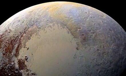 Il Transito di Plutone al Sole